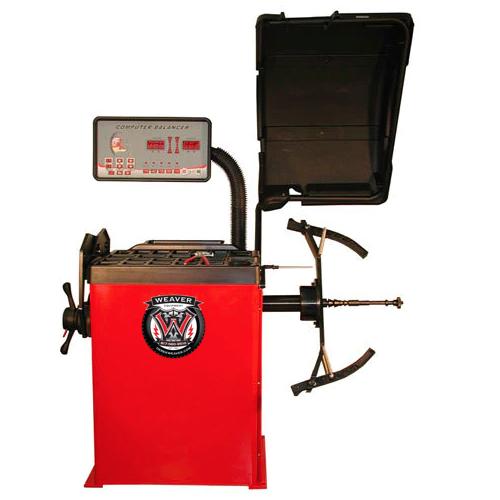 Weaver® Motorcycle Tire Changer / Wheel Balancer - Combo 8