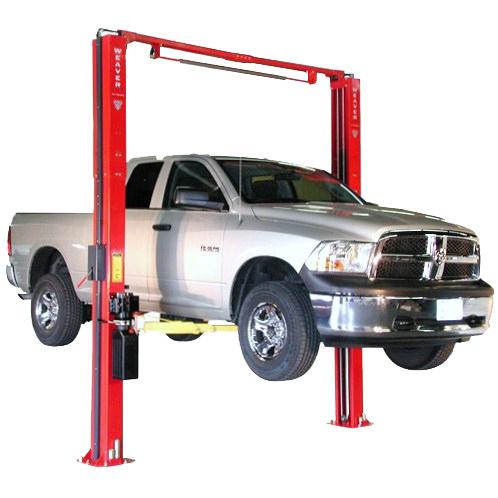 Weaver® W-9SD Overhead 2 Post Car Lift