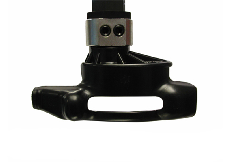 Plastic Demount Head for Tire Changer Back View
