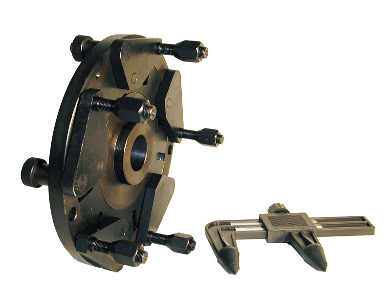 Lug Mount Adapter for Wheel Balancer