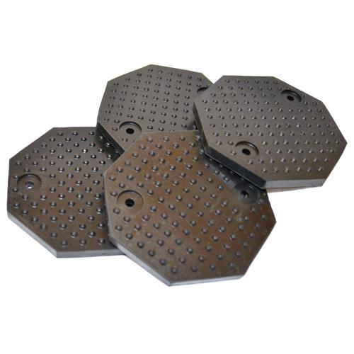 Octagon Lift Pad Set of 4