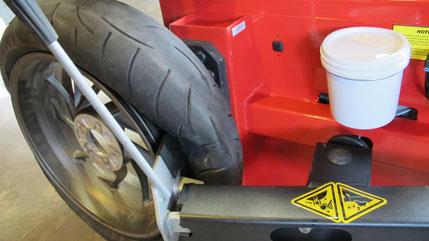 Motorcycle Tire Bead