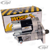 ACC-C10-5767-WOS - WOSP PERFORMANCE LMS1101 - HIGH TORQUE GEAR REDUCTION 12V STARTER - BEETLE 67-79/GHIA 67-74/BUS 67-75/TYPE 3 67-74 - SOLD EACH