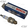 BOS-WR8AC-4 - BOSCH SUPER PLUS SPARK PLUG - BEETLE 46-79/GHIA 56-74/BUS 50-71/TYPE-3 62-74 - SOLD AS A SET OF 4