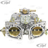 C13-47-7316 - EMPI SINGLE HPMX 44MM (WEBER IDF CLONE) CARB KIT - INCLUDES MANIFOLD-LINKAGE-AIR CLEANER - (A25)