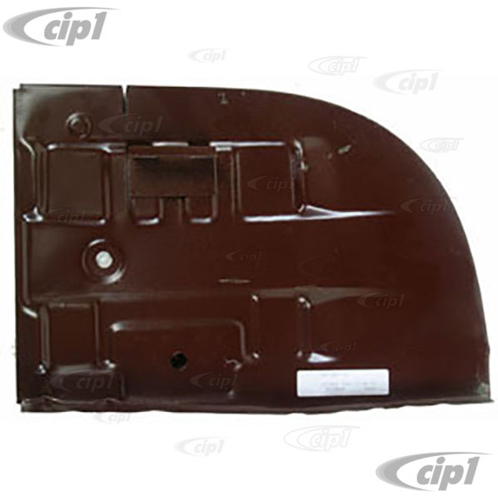 TAB-402-710 - BATTERY TRAY - BUS 68-71 - WILL WORK FOR 1972 BUT NEEDS TO BE MODIFIED/SHORTENED (NOT FOR PICK-UP)