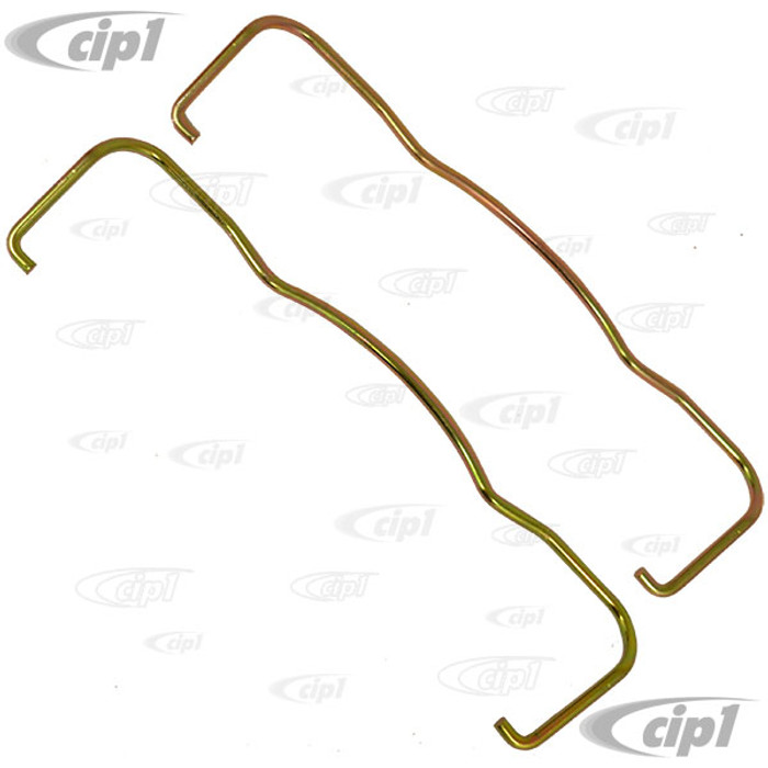 VWC-043-101-487-2 - VALVE COVER CLIPS - ALL 12-1600CC - BEETLE/GHIA/TYPE-3 61-79/BUS 61-71 - SOLD PAIR