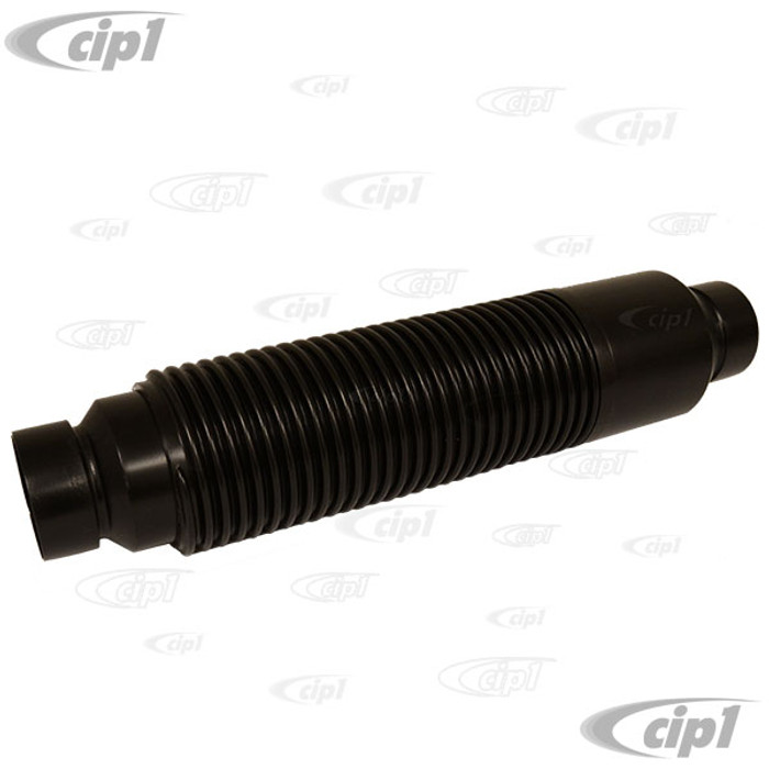 VWC-043-255-355-A - HEATER BOX TO BODY INSULATED HOSE 60MM X 60MM - BEETLE 73-79 GHIA / TYPE 3 / THING 73-74 / BUS 72-79 - SOLD EACH