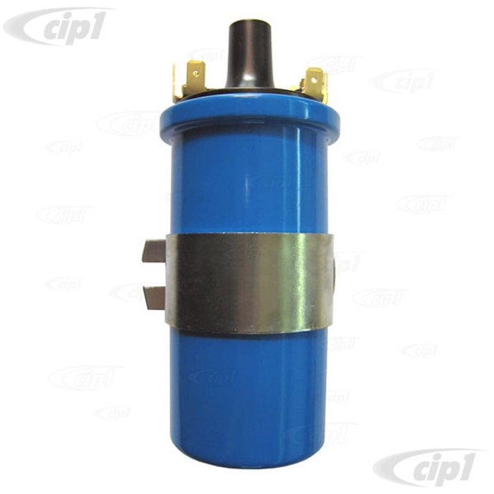 VWC-043-905-115-CLK - (043905115C 00012) - 12 VOLT COIL - WITH BRACKET - ALL MODELS 67-83 - SOLD EACH