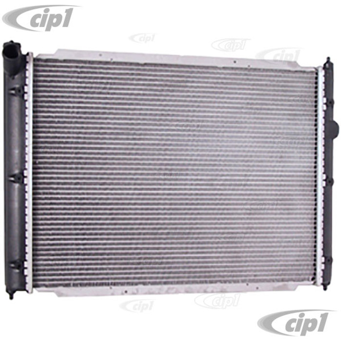 VWC-068-121-253-E - (068121253E) QUALITY REPRODUCTION - NEW RADIATOR - 1.9L & 2.1L - ALL WATERCOOLED VANAGON 83-91 - SOLD EACH