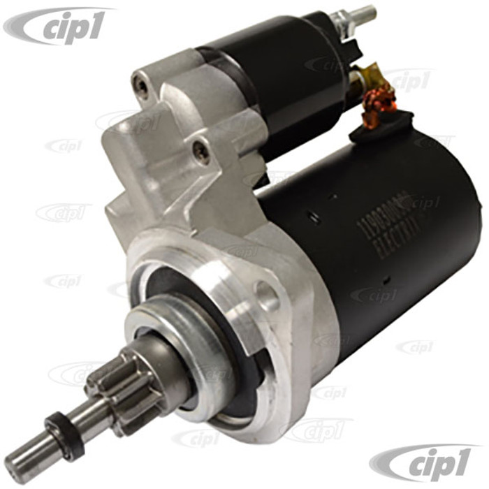 VWC-091-911-023 - NEW REPRODUCTION 12VOLT STARTER (SR87X) - BUS 76-79 - VANAGON 80-81-1/2 - SOLD OUTRIGHT (NO CORE)