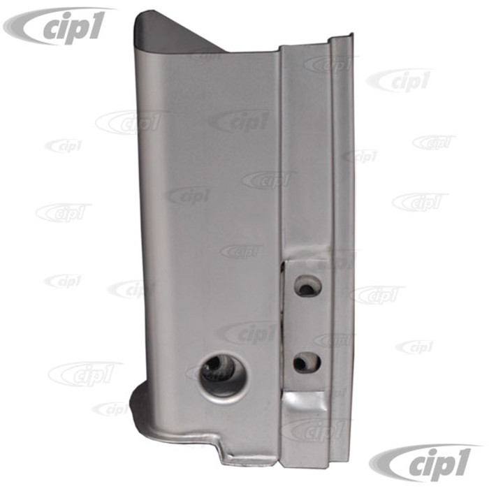 VWC-111-805-352-E - (111805352E) BEST QUALITY MADE BY AUTOCRAFT IN U.K. - A-POST DOOR 3 BOLT HINGE PILLAR LOWER REPAIR SECTION - RIGHT - BEETLE 63-79 - SOLD EACH