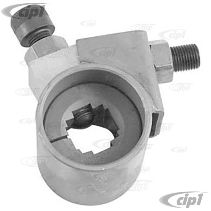 ACC-C10-4032 - (22-2801 401101) WELD-IN FRONT AXLE BEAM TORSION ADJUSTER - FOR ALL BALL JOINT STYLE - BEETLE / GHIA 66-77 (NOT SUPER BEETLE) - SOLD EACH