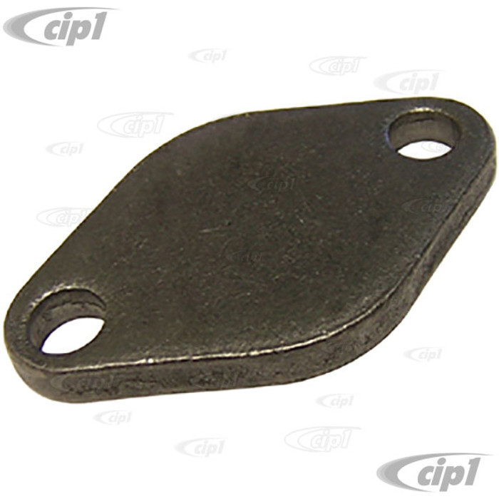 VWC-113-115-349 - OIL DIPSTICK BLOCK OFF PLATE FOR UNIVERSAL CASES