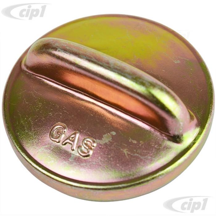 VWC-113-201-551-A - (113201551A) GAS CAP 65MM - NON-LOCKING - STANDARD BEETLE 68-72 / BUS 72-73 / GHIA 68-71 / TYPE-3 68-72 - SOLD EACH