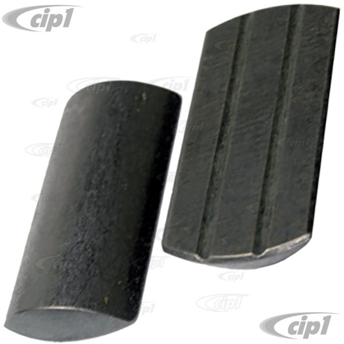 VWC-113-517-191-PR - OE QUALITY - PAIR OF 2 - FULCRUM PLATES - ALL SWINGAXLE BEETLE/GHIA 61-77 - SOLD PAIR