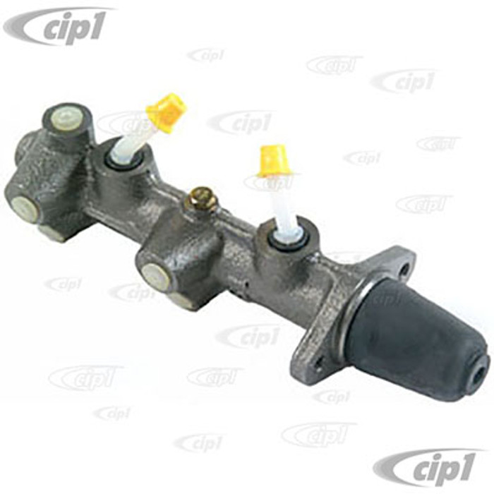 VWC-113-611-015-BDEU - (113611015BD) EXCELLENT ITALIAN BRAND - MASTER CYLINDER - STANDARD BEETLE 67-77 / GHIA 67-74 / THING 73-74 - SOLD EACH