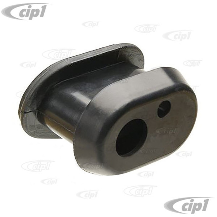 VWC-113-701-293-C - (113701293C) - GERMAN MADE - CLUTCH / THROTTLE TUBE TO CHASSIS BOOT - BEETLE 58-71 / GHIA 56-71 / TYPE-3 61-71 / THING 69-74 - SOLD EACH