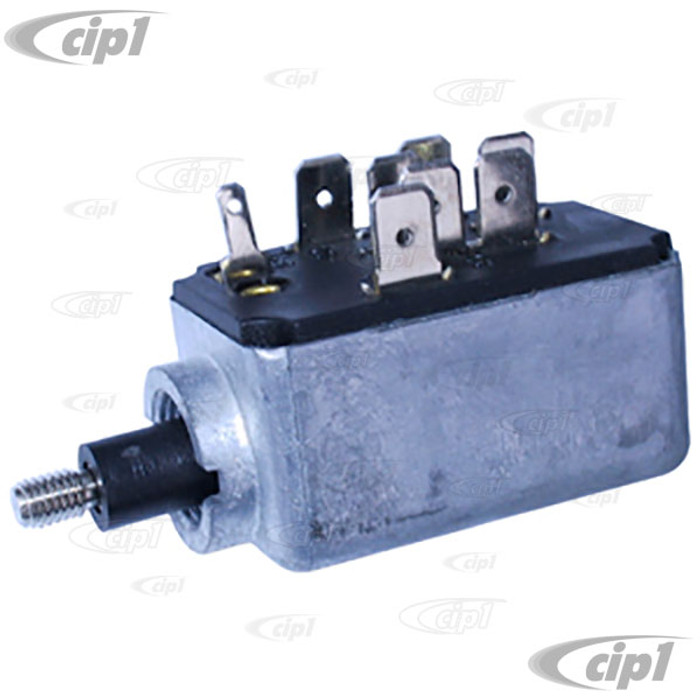 VWC-113-941-531-E - HEADLIGHT SWITCH - STANDARD BEETLE 71-77 / SUPER BEETLE 71-72 / GHIA 71-74 / TYPE 3 71-74 (SEE SPECIAL NOTES) - SOLD EACH