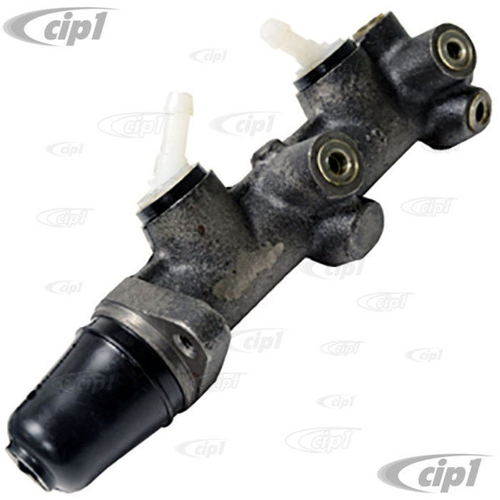 VWC-114-611-015-BC - MASTER CYLINDER (GOOD QUALITY REPRODUCTION) - RHD RIGHT HAND DRIVE CARS ONLY - STANDARD BEETLE 67-77 / GHIA 67-74 / THING 73-74 - SOLD EACH