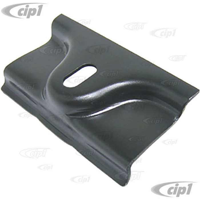 VWC-131-915-313 - (131915313) EXCELLENT REPRODUCTION - UNIVERSAL BATTERY HOLD DOWN BRACKET/CLAMP (FILL ALSO FIT EARLIER YEARS WITH 12 VOLT BATTERY) - BEETLE 68-79 - GHIA 67-71 / BUS 68-71 - SOLD EACH
