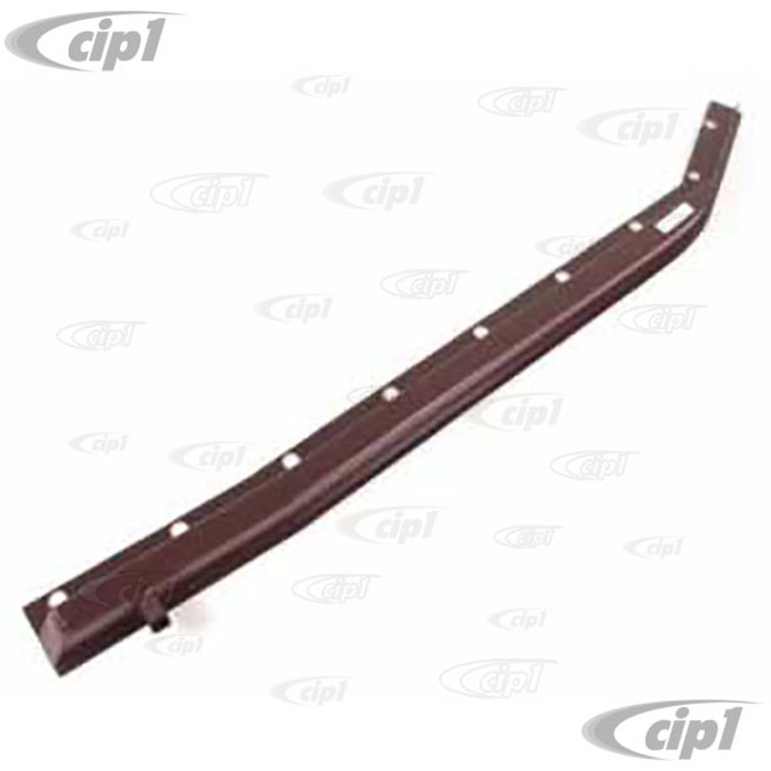 VWC-151-801-131-B - LEFT SIDE REINFORCEMENT RAIL - MADE IN DENMARK - UNIVERSAL FIT - BEETLE CONVERTIBLE 50-79 - (A30)