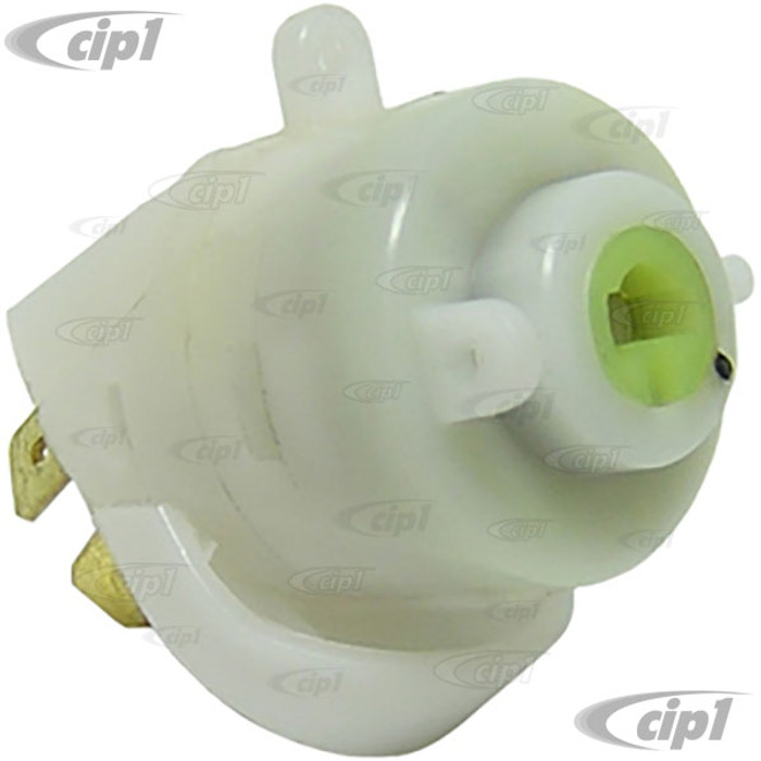 VWC-171-905-865 - IGNITION SWITCH ELECTRICAL HALF ONLY - 6 PRONG - BEETLE 74-79 / GHIA 73-74 / BUS 74-79 / VANAGON 80-92
