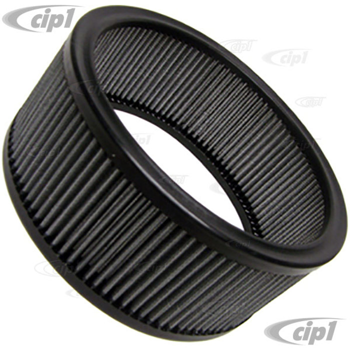 ACC-C10-5648 - REPLACEMENT GAUZE AIR CLEANER ELEMENT - 3-1/4 INCH TALL - (FITS 10 INCH DIA. OFF-ROAD AIR CLEANER NO. C26-129-722/C26-129723) - SOLD EACH