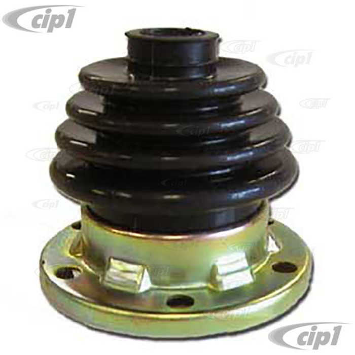 VWC-211-501-149 - CV JOINT BOOT W/ FLANGE - IRS THING 73-74 / BUS 68-79 / VANAGON 80-91 - SOLD EACH