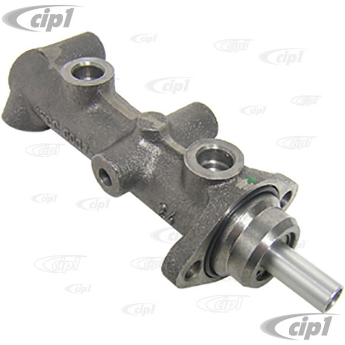 VWC-211-611-021-AA - MASTER CYLINDER - TRW/VARGA BRAND - MADE IN BRAZIL - BUS 71-79 - (SEE NOTES ABOUT GROMMETS and RESERVOIR)