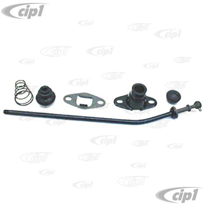 VWC-211-798-121 - COMPLETE STOCK GEAR SHIFTER KIT (UNIVERSAL - SHIFTER KNOB NOT INCLUDED) - BUS 66-74 - SOLD KIT
