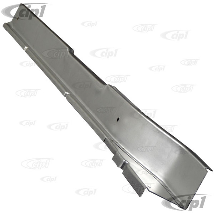 VWC-211-801-392-C - (211801392C) BEST QUALITY MADE BY AUTOCRAFT IN U.K. - RIGHT INNER ROCKER PANEL - BUS 68-79 - SOLD EACH