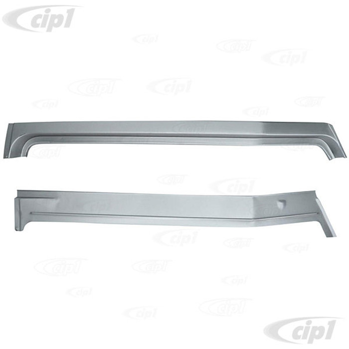 VWC-211-809-556-K - (211809556 211809566) - FRONT DOOR OPENING MEMBER (INNER AND OUTER) CONNECTING PIECE BETWEEN A-B PILLARS ALONG ROOF LINE - RIGHT - BUS 64-67 - SOLD EACH