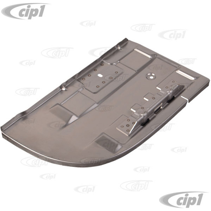 VWC-211-813-162-M - (211813162M) BEST QUALITY MADE BY AUTOCRAFT IN U.K. - MADE IN THE U.K. - RIGHT SIDE BATTERY TRAY/FLOOR - BUS 72-79 (NOT FOR PICK-UP) - SOLD EACH