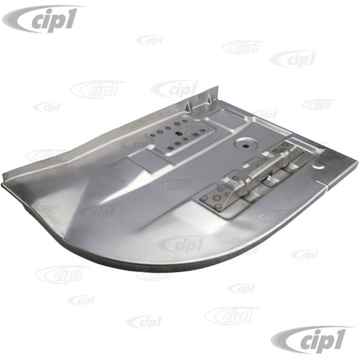 VWC-211-813-162-N - (211813162N) BEST QUALITY MADE BY AUTOCRAFT IN U.K. - MADE IN THE U.K. - RIGHT SIDE BATTERY TRAY/FLOOR - BUS 68-71 (NOT FOR PICK-UP) - SOLD EACH
