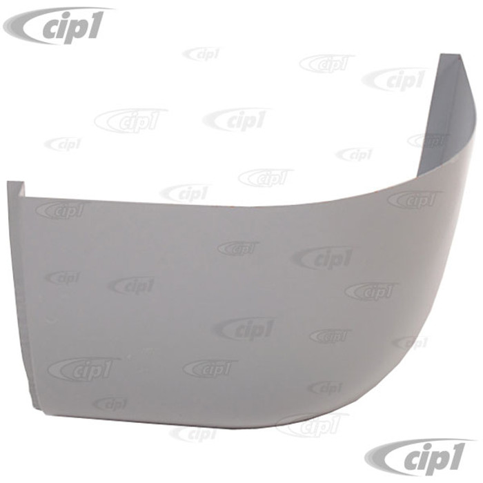 VWC-211-813-356-X (211813356) OE THICKNESS BEST QUALITY - LOWER REAR CORNER (9 INCHES HIGH) - RIGHT - BUS 55-67 - SOLD EACH
