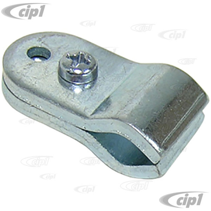 VWC-211-857-545 - OUTSIDE MIRROR ARM CLAMP FOR ROUND STYLE MIRROR - BUS 50-67