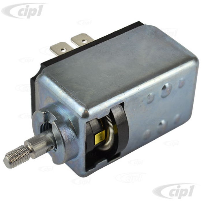 VWC-211-941-531-E - HEADLIGHT SWITCH - BEETLE 65-67 / GHIA 65-67 / TYPE-3 63-67 / BUS 71-79 / THING 73-74 - SOLD EACH