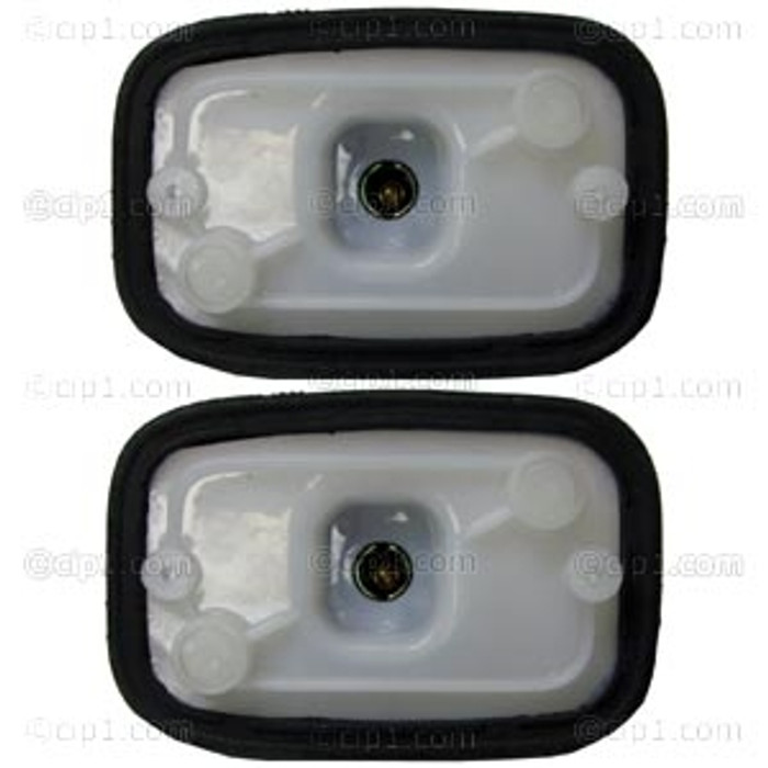 VWC-211-945-351-APR - BULB HOLDER FOR REAR SIDE MARKER LIGHTS - LEFT AND RIGHT PAIR - BUS 71-79 - SOLD PAIR