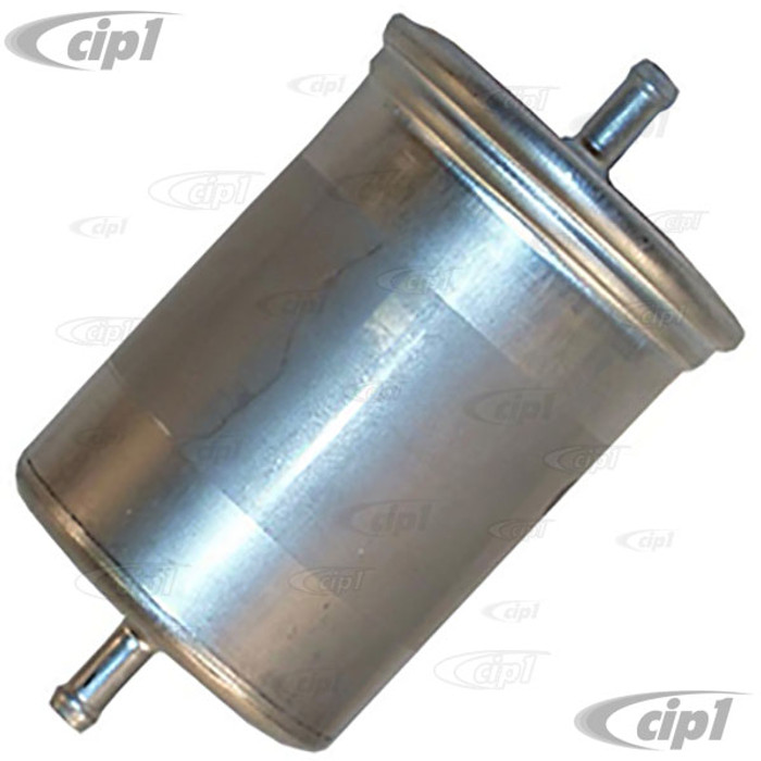 VWC-251-201-511-A - (251201511A) METAL CANISTER FUEL FILTER - VANAGON 80-91 - ALSO VARIOUS 80-93 WATER-COOLED MODELS - SOLD EACH