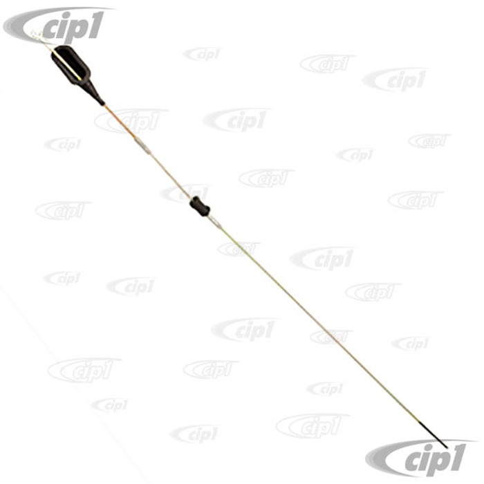 VWC-251-711-471-D - FRONT HAND BRAKE LEVER CABLE - VANAGON 80-92 - SOLD EACH