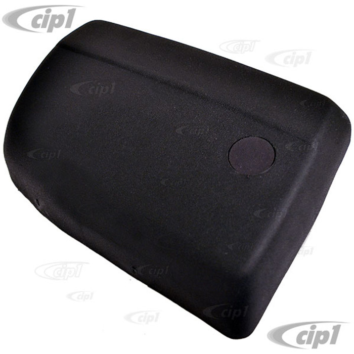 VWC-251-807-123-A - (251807123A) GOOD REPRODUCTION - BUMPER END CAP - LEFT FRONT OR RIGHT REAR (MOUNTING KIT SOLD SEPARATELY) - VANAGON 80-91 - SOLD EACH