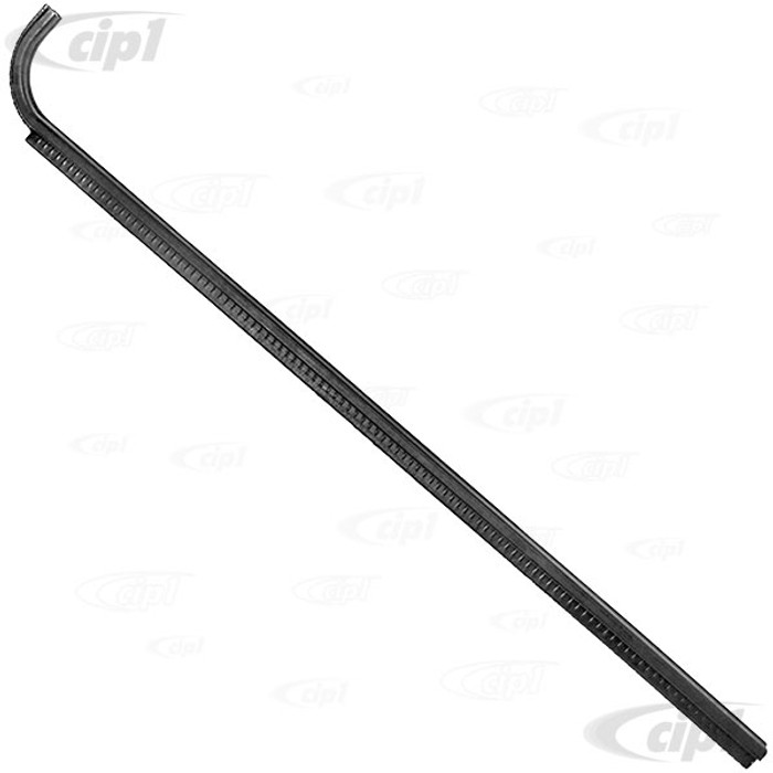 VWC-251-837-704 - (251837704) EXCELLENT QUALITY REPRODUCTION - WINDOW SCRAPER RIGHT OUTER / LEFT INNER  VANAGON 80-91 - SOLD EACH