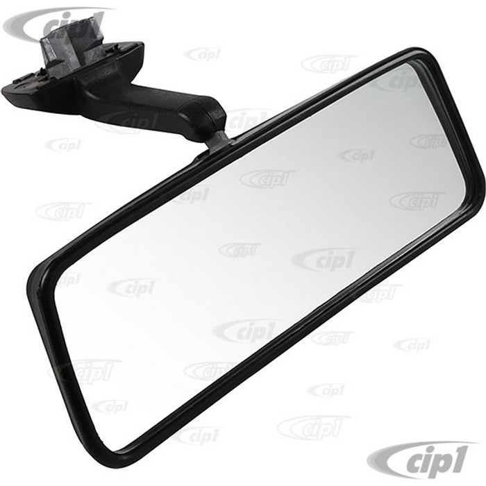 VWC-251-857-501-CBK - (251857501C) OE QUALITY REPLACEMENT - INTERIOR REAR VIEW MIRROR - BLACK - T25 VANAGON 80-91 - SOLD EACH