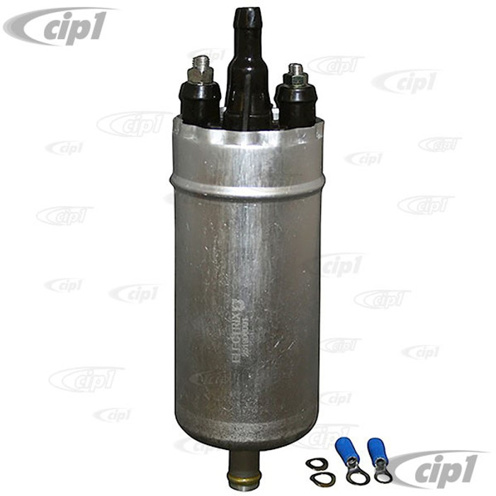 VWC-251-906-091 (251906091) - GOOD QUALITY - ELECTRIC FUEL PUMP - FUEL-INJECTED - BEETLE 75-79 / BUS 75-79 / VANAGON 80-92 - SOLD EACH