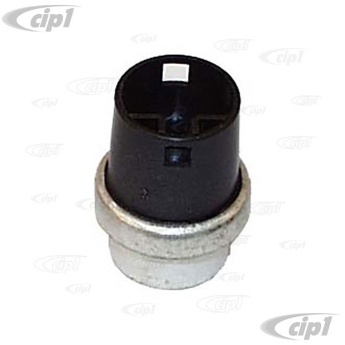 VWC-251-919-501 - (251919051) 2 PIN 20MM ROUND PLUG COOLANT TEMP SENSOR - FOR WATER TEMPERATURE GAUGE - VANAGON 86-87 - SOLD EACH