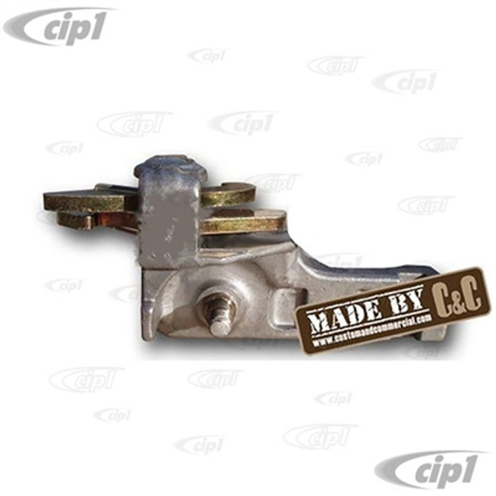 VWC-281-843-342(S01547 281843342) EXCELLENT QUALITY - ROLLER BLOCK FOR RIGHT SIDE SLIDING DOOR - BUS 68-79 - SOLD EACH