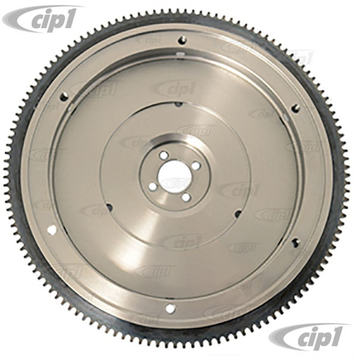 VWC-311-105-271 - (311105271 311105273A 98-1273-B) NEW STEEL FLYWHEEL - 200MM 12 VOLT 15-1600CC ENGINES - BEETLE 67-79 - GHIA 67-74 - TYPE-3 67-73 - BUS 67-71 - SOLD EACH