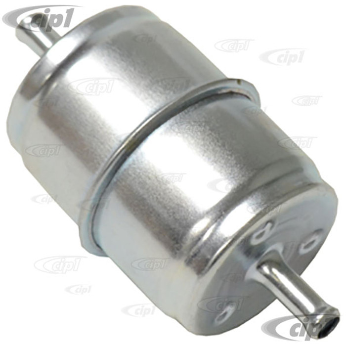 VWC-311-133-511-C - (311133511C) METAL CANISTER FUEL FILTER FOR TYPE-3 WITH FUEL INJECTION - TYPE-3 68-73 - SOLD EACH