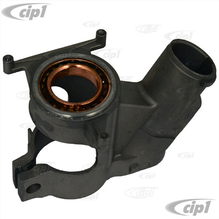 VWC-321-905-851-D - STEERING LOCK HOUSING (ASSEMBLY) WITHOUT SWITCH - VANAGON 80-91 - ALSO MOST WATERCOOLED MODELS 77-90 - SOLD EACH